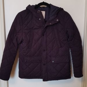 Boys Navy winter coat